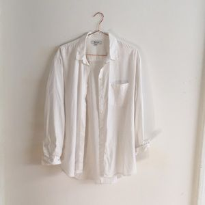 Madewell Button up
